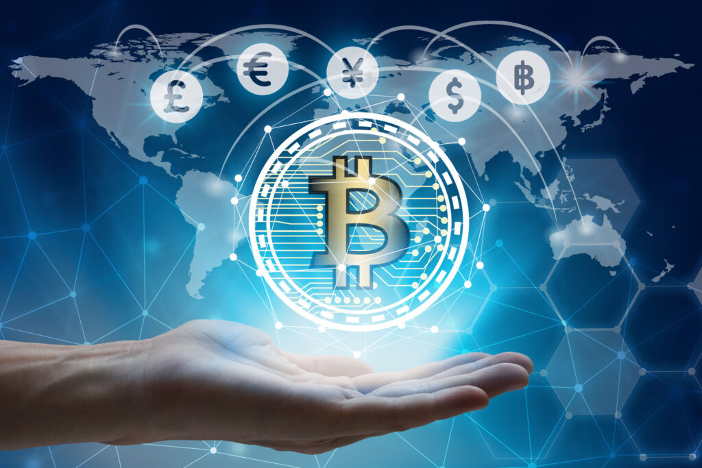 WHAT DOES BITCOIN DO THAT MAKES A DIFFERENCE IN THE WORLD?