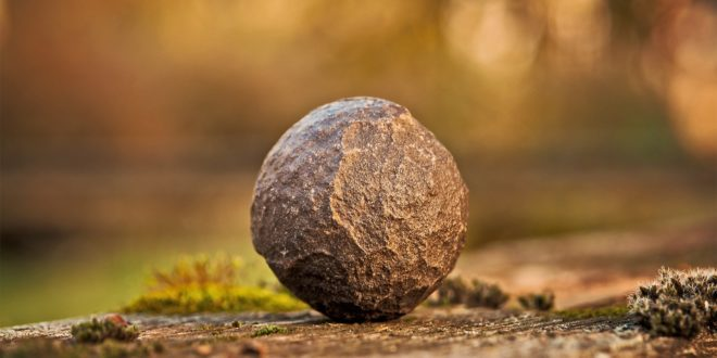 What is the weight of the rock?