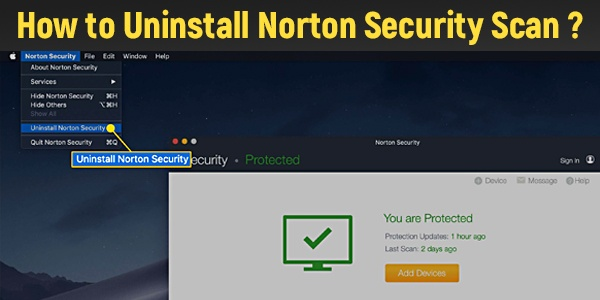 How to Uninstall Norton Security Scan [Best Guide]