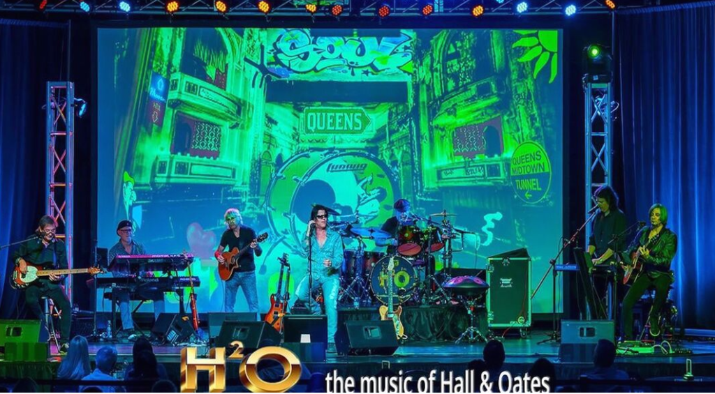 FM GENERATION ANNOUNCES H2O – THE HALL & OATES PROJECT A NEW TOURING THEATRE PRODUCTION