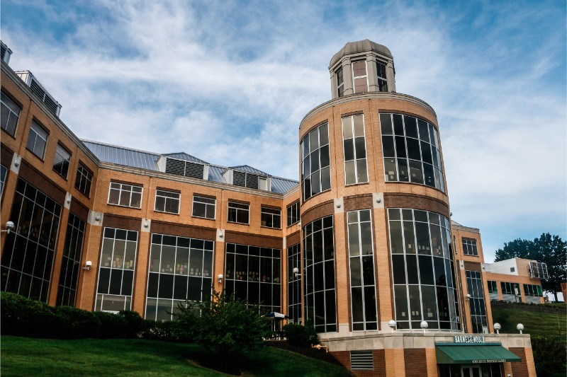 [Answer] Robert Morris University was the first college in America to offer scholarships for what?