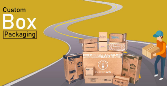 The Ultimate Guide to Sourcing & Printing Cardboard Boxes