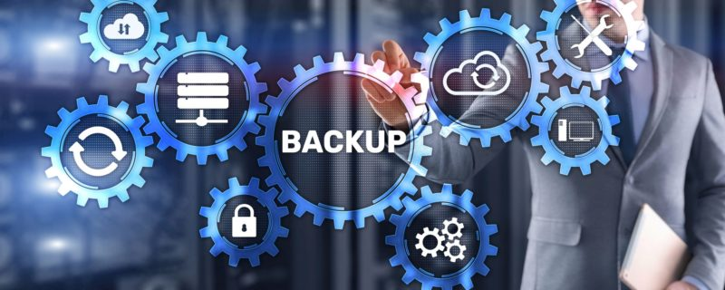 Data backup and restore options for small business